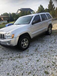 2007 Jeep Grand Cherokee Laredo- AS IS