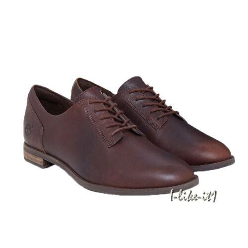 Timberland Damen Quaranta A1jpn Pelle Soil Oxford Marrone Preble Schuhe PgH6xrP