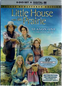 Little-House-on-the-Prairie-Season-1-DVD-2014-6-Disc-Set-Includes