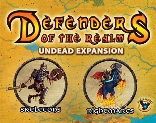Försvarare av riket  Odöda Minion Expansion (målat)