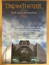 DREAM THEATER 2016 TOUR   ++  orig.Concert Poster - Konzert Plakat  NEU