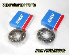 Jaguar XJR XKR XFR S-Type R 4.0 4.2 Eaton M112 Supercharger Rotor Pack Bearings