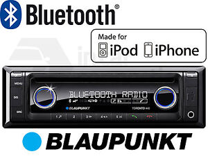 blaupunkt toronto 440 bt bluetooth car stereo radio cd. Black Bedroom Furniture Sets. Home Design Ideas