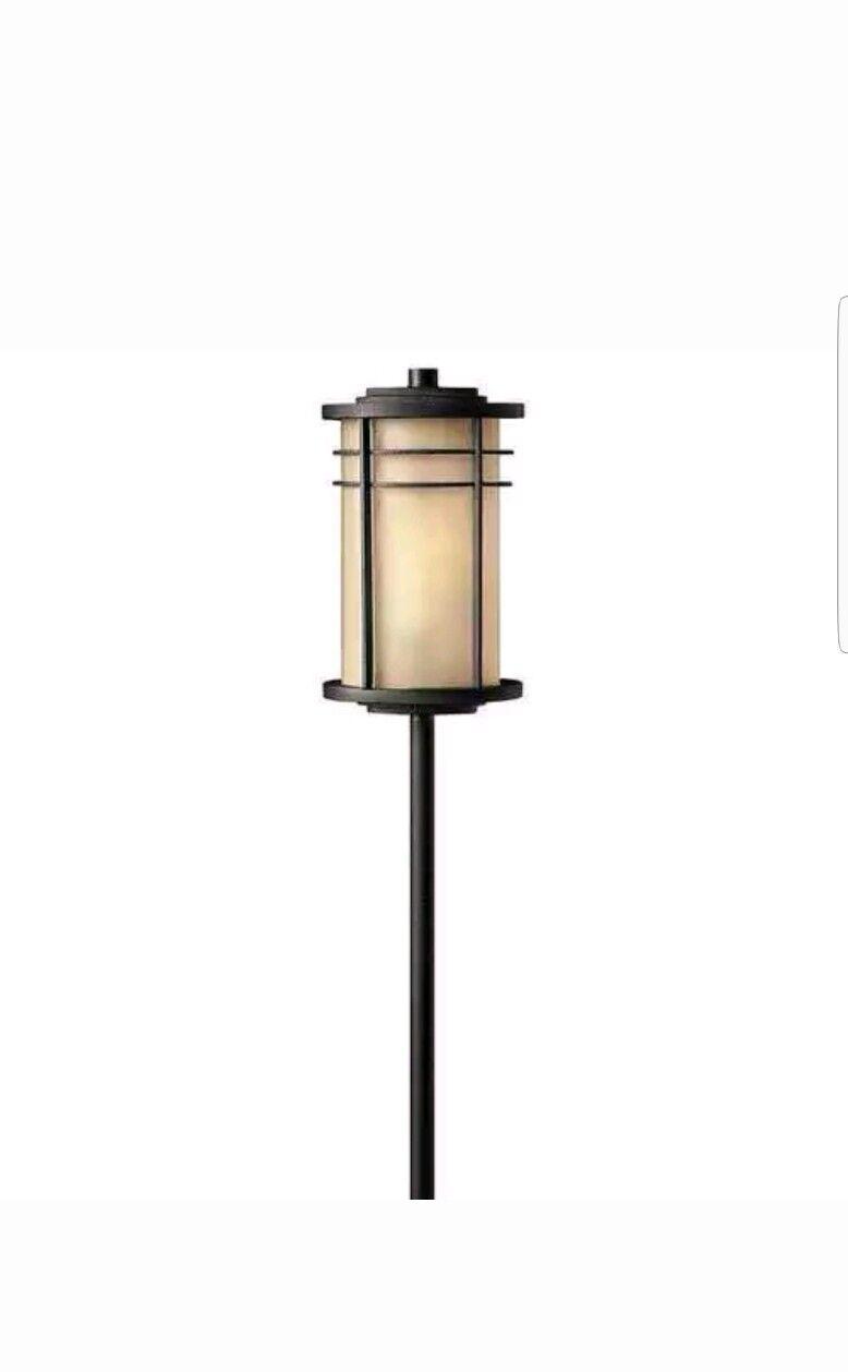 Hinkley Lighting 8516MR, ledgewood paisaje vía Luz En Bronce De Museo