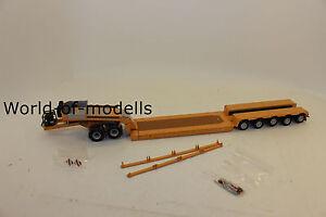 NZG-656-60-nooteboom-5-alineacion-de-cargador-profundamente-con-dolly-amarillo-1-50-nuevo-en-OVP