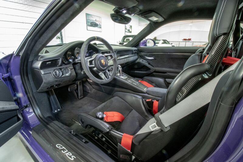Porsche 911 GT3 RS Coupé PDK - 10