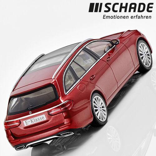 Original Mercedes Modellauto 1 43 E-Klasse T-Modell AMG hyazinthrot B66960382 B66960382 B66960382 c19e92