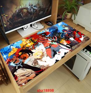 Anime Tengen Toppa Gurren-Lagann kitan Mouse pad Mice Pad Gaming Keyboard pad