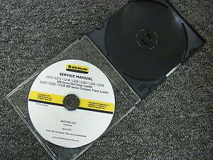 New-Holland-L225-L230-Skid-Steer-C227-C232-C238-Loader-Service-Repair-Manual-CD