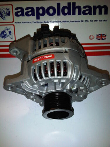 FIAT DUCATO 11 15 17 120 2.3 JTD 2287cc DIESEL 2002-11 140A BRAND NEW ALTERNATOR
