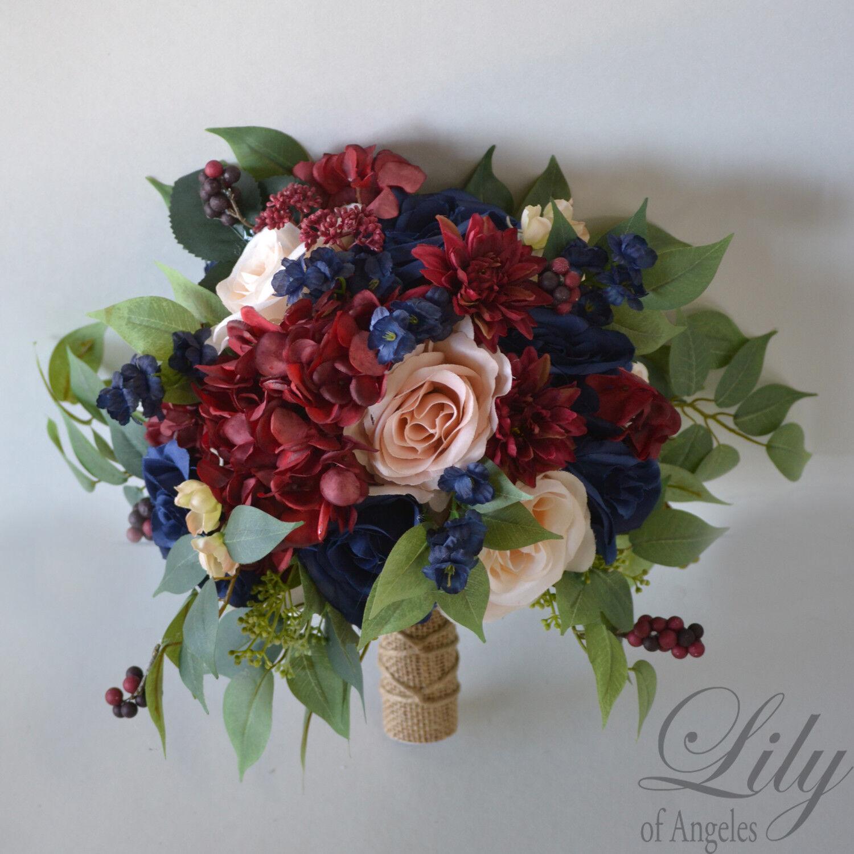 Réservés annonce, Mariage Bouquet Soie Fleur Mariage Demoiselle d'honneur
