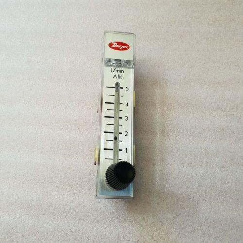 Dwyer RMA-26-SSV Variable Area Flow Meter