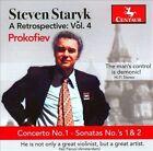 Prokofiev: A Retrospective, Vol. 4 (CD, Feb-2013, Centaur Records)