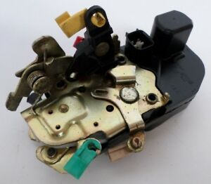Image Is Loading Dodge Durango 2004 2009 Oem Door Latch Lock