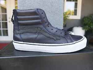 Details about VANS VAULT BLENDS VANS SK8 HI PEACOAT NAVY SIZE 10.5 ZIP LX