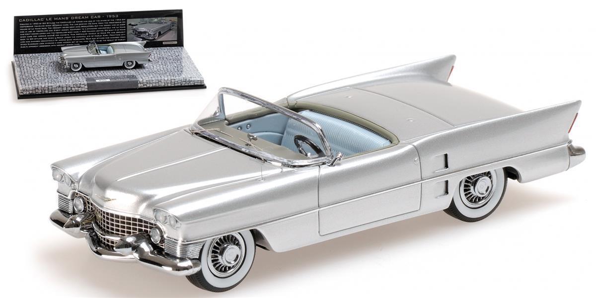 Minichamps 437148230 CADILLAC LE MANS DREAM CAR - 1953 Massstab  1 43    Garantiere Qualität und Quantität