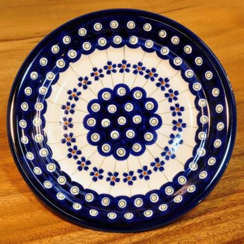 Bunzlau Keramik Teller Frühstücksteller 19,9x4cm Dekor 166A Vorspeisenteller