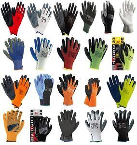 12 -240 PAAR Arbeitshandschuhe REIS URGENT Handschuhe TOP Quality Super Preis!!!