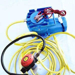 Details about nwe Air diving compressor Hookah set 12Volt portable Electric  oxygen generator 、