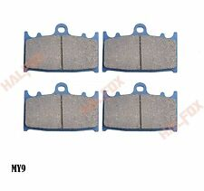 Front brake disc pads for  SUZUKI GSF 650 1250 BANDIT SV1000/S TL1000S GSR600