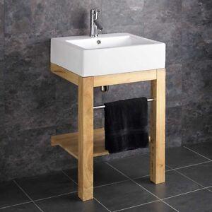 Verona Ceramic Belfast Floor Mounted Freestanding Bathroom