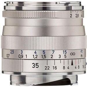 ZEISS ZM 35mm 2,0 Biogon T* Leica M silber