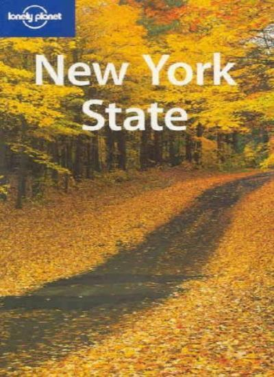 New York State (Lonely Planet New York State) By Rebecca Blond, China Williams