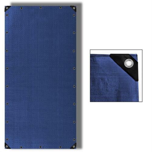 Abdeckplane 180 g//m² blau grün 6x12m Plane Schutz Folie Boot Pool Holz PE Gewebe