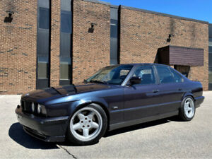 1990 BMW M5 Euro Spec with Only 155,280 kms