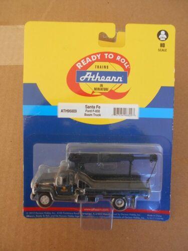 Athearn Ford f-850 Santa Fe Boom Truck ATH #96809 ready to roll