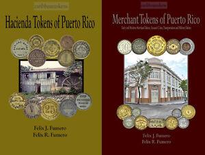 Fumero Fumero and Felix R Merchant Tokens of Puerto Rico by Felix J
