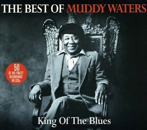 Muddy-Waters-King-of-the-Blues-New-CD-UK-Import