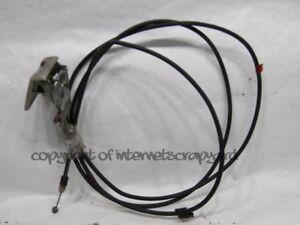 Mitsubishi Delica L400 94-96 2.8 4M40 bonnet release cable wire lock ...