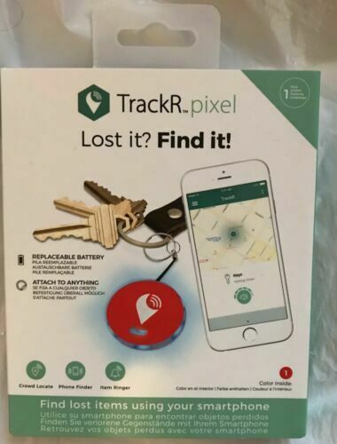Bluetooth Tracking Device TrackR pixel