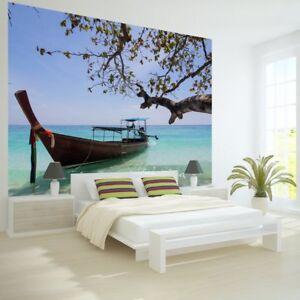 Oceano tropicale Fotomurali Thailandia Spiaggia Carta Da Parati ...