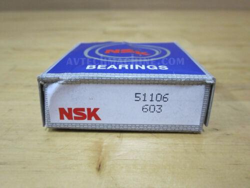 NSK Thrust Bearing 51106