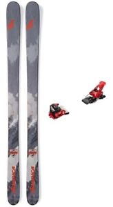 NEW-2019-Nordica-Enforcer-93-choose-your-size-with-Attack-13-bindings