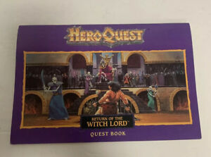 HeroQuest-Return-of-the-Witch-Lord-Quest-Book-Artifact-Cards-Replacement-MB-1991