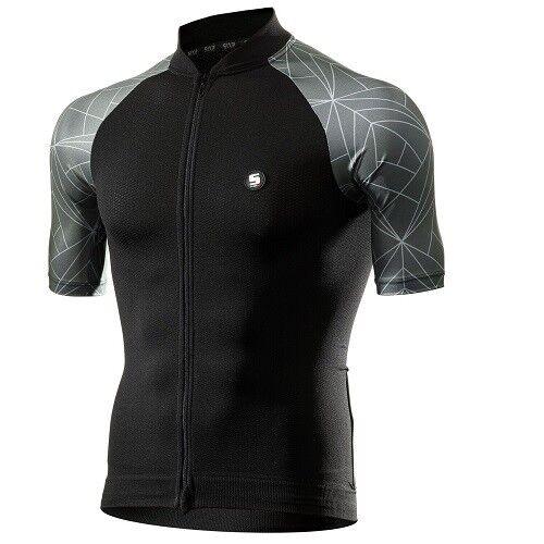 T-shirt Jersey T-Shirt Fahrrad Fahrrad Radsport SIXS Italien FANCY FANCY FANCY Jersey GEOME badc04
