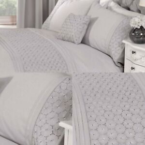 Grey-Duvet-Embroidered-Cover-Set-Luxury-Cotton-Bedding-Sheets-King