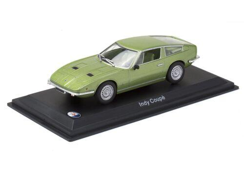 Maserati Indy Coupe 1//43 Diecast Centauria Leo Models