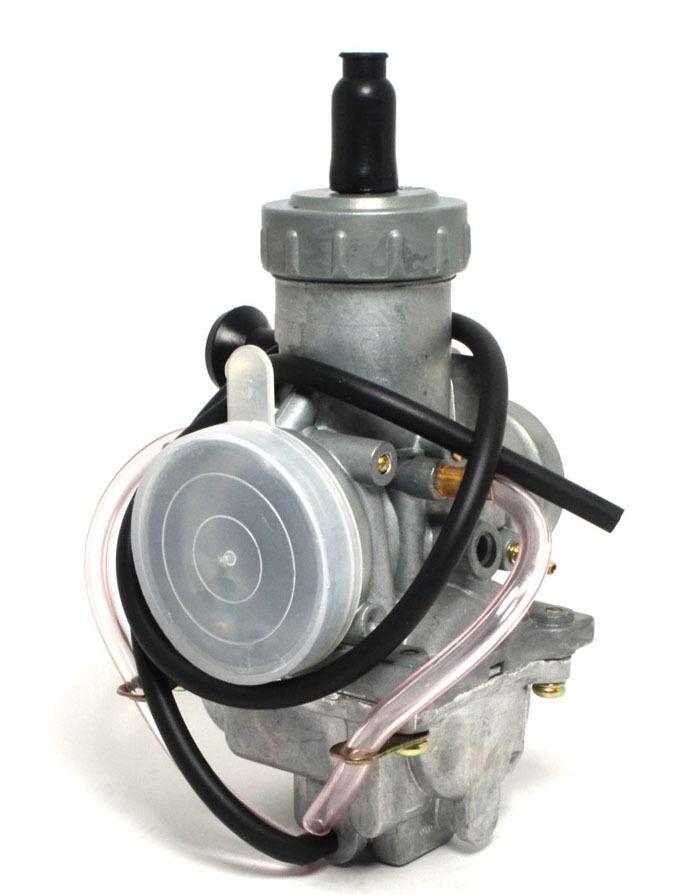 Mikuni 28 mm carburateur avec main de starter pour CRF XR 200cc 250cc ATV Dirt Bike