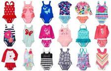 NWT Gymboree Swim Shop Toddler Girl Rash Guard Tankini Swimsuit 6-12month to 5T