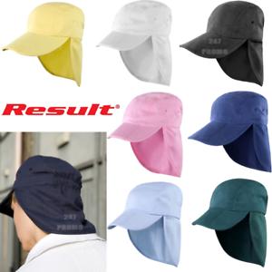 bac82de5 LEGIONNAIRE HAT CAP NECK FLAP EAR COVER FOLDABLE SUN PROTECTION ...