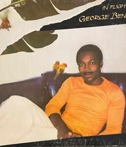 GEORGE BENSON-IN FLIGHT -Warner Bros. Records Vinyl Record