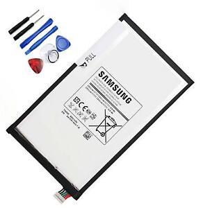 Batterie Origine Samsung Tab 3 8.0 Sm-t310 T311 T315 T4450e 4450mah 16,91wh PréVenir Le Grisonnement Des Cheveux Et Aider à Conserver Le Teint