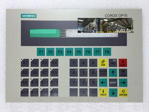 Membrane-Keypad-For-Siemens-COROS-OP15-OP15-A1-6AV3515-1EB30-1AA0-Key-Button