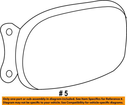 TOYOTA OEM 11-16 Sienna Side Panel-Fuel Door Gas Cap Hatch 7735008020