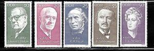 GERMANY-DDR-SC-1349-1353-MINT-NO-HINGE
