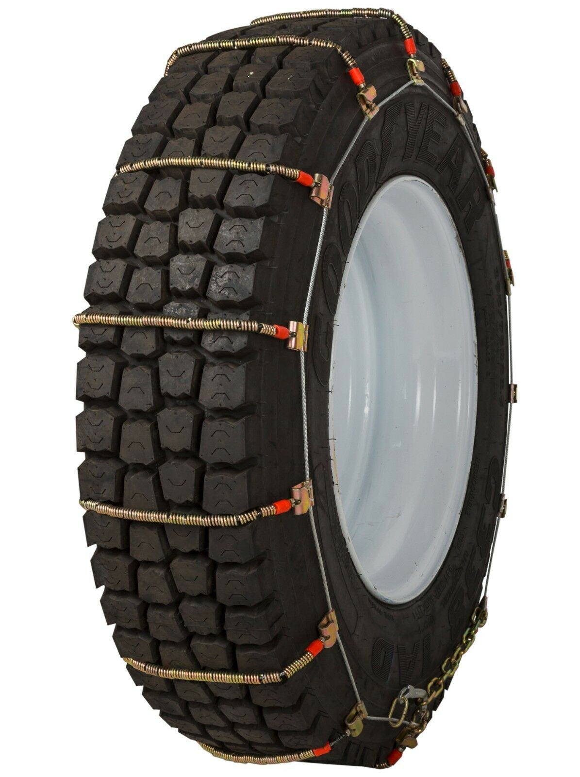 205//70-15 205//70R15 Tire Chains Cobra Cable Snow Ice Traction Passenger Vehicle